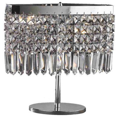 Crystal Chandelier Table Lamp, Chandelier Table Lamps Australia